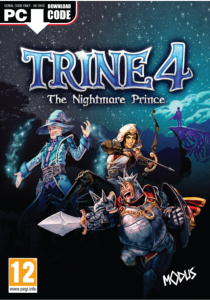 Trine 4 The Nightmare Prince PC
