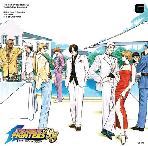 The King of Fighters (Original Soundtrack)