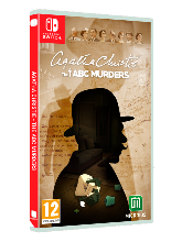 Agatha Christie: The ABC Murders Nintendo  Switch