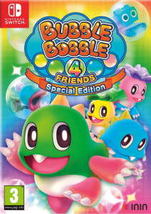 Bubble Bobble 4 Friends Edition Spéciale SWITCH