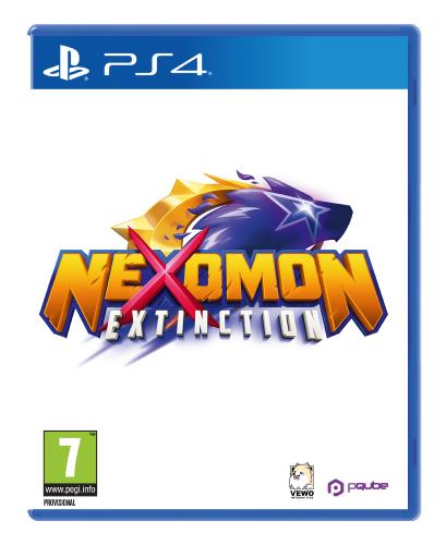 Nexomon: Extinction PS4