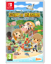 Story of Seasons : Pioneers of Olive Town NINTENDO SWITCH