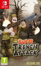 Super Trench Attack! Switch Just Limited