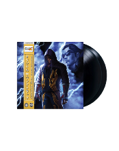 Tekken 4 Original Soundtrack Vinyle - 2LP
