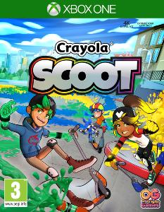 Crayola Scoot Xbox One