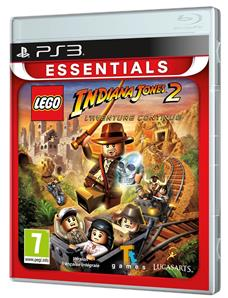 LEGO INDIANA JONES 2 The Adventure PS3