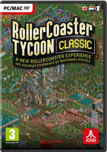 Roller Coaster Tycoon Classic PC