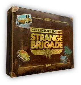 Strange Brigade Collector's edition / PS4