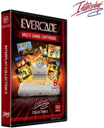 Blaze EverCade InterPlay Cartouche 2