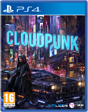 Cloudpunk PS4 Signature Edition