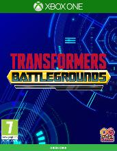 Transformers Battlegrounds Xbox One