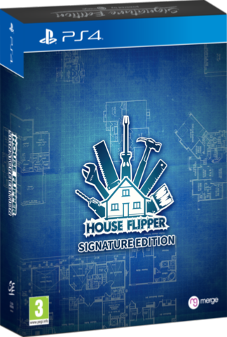 House Flipper PS4 Signature Edition