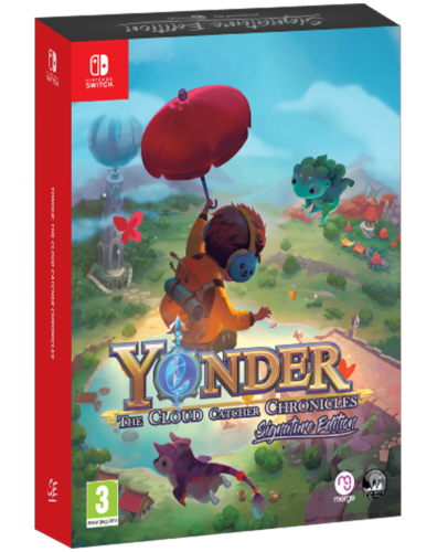 Yonder The Cloud Catcher Chronicles Enhanced Edition Signature SWITCH