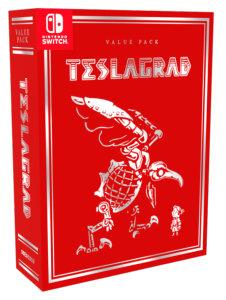 Collector Teslagrad Switch
