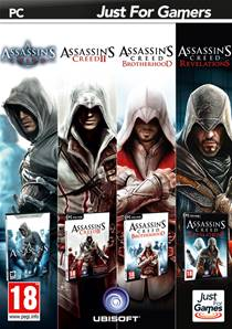 Quadruple pack Assassin's Creed PC