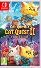 Cat Quest 1+2 Pawsome pack SWITCH