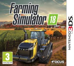 Farming Simulator 18 3DS