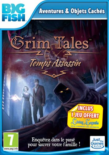 Grim Tales Temps Assassin + Living Legends Sous L'Emprise des Souhaits