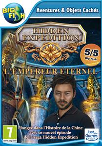 Hidden Expedition (12) L'Empereur Eternel | PC