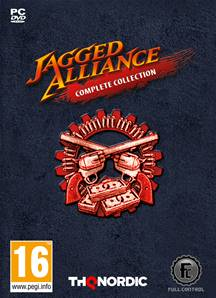 Jagged Alliance Complete Collection PC