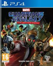 Telltales's Guardians of the Galaxy PS4