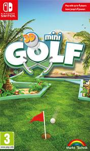 Mini Golf 3D SWITCH