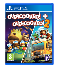 Overcooked! 1+2 PS4