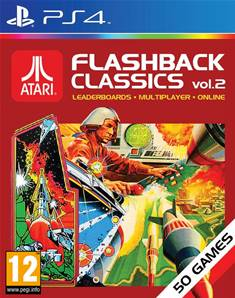 Atari Flashback Classics Vol 2 - PS4 neuf reconditionné