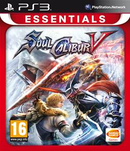 Soul Calibur IV Essentials PS3