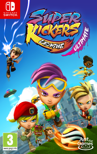 Super Kickers League Ultimate Switch