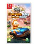 Garfield Kart Furious Racing SWITCH