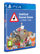 Untitled Goose Game PS4