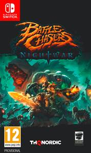 Battle Chasers : Nightwar SWITCH