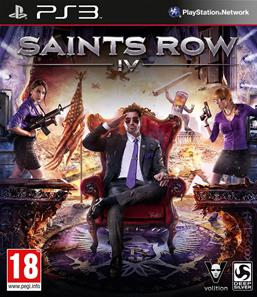 Saints Row 4 - PS3
