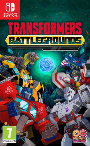 Transformers Battlegrounds Switch