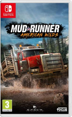 Spintires Mud Runner American Wilds SWITCH