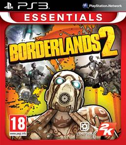 Borderlands 2 Essentials PS3