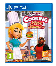 My Universe: Cooking Star Restaurant PS4