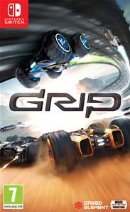 GRIP : Combat Racing SWITCH