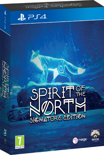 Spirit of the North PS4 Signature Edition
