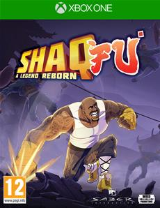 Shaq fu A Legend Reborn Xbox One