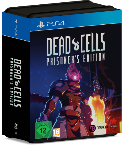 Dead Cells Prisoner's Edition PS4