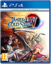 The Legend Of Heroes : Trails Of Cold Steel IV Frontline Edition PS4