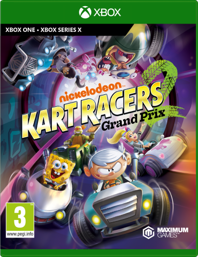 Nickelodeon Kart Racers 2 Grand Prix Xbox
