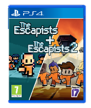 The Escapists 1 + 2 PS4