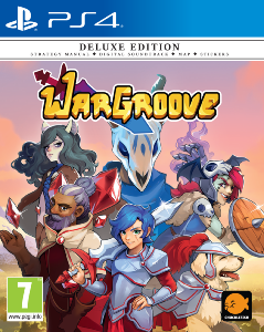 Wargroove Deluxe Edition PS4
