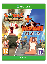 Worms Battlegrounds + Worms WMD Xbox One