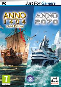 Anno - double pack 1404 + 2070 PC
