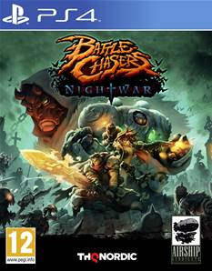 Battle Chasers : Nightwar PS4
