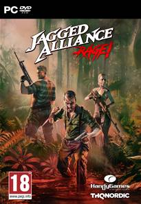 Jagged Alliance Rage ! PC
